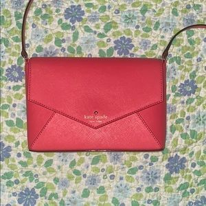 Kate Spade Envelope Crossbody Purse